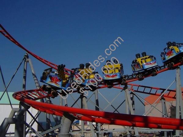 Spinning roller coaster2