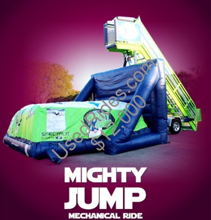 Mighty jump