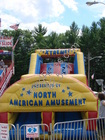 Xtreme obstacle front