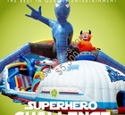 Super hero challenge