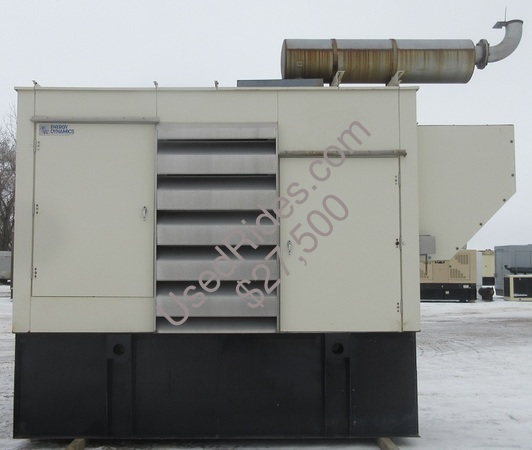 300 kw energy dynamics cummins sound attenuated with tank job number 207055 view %281%29