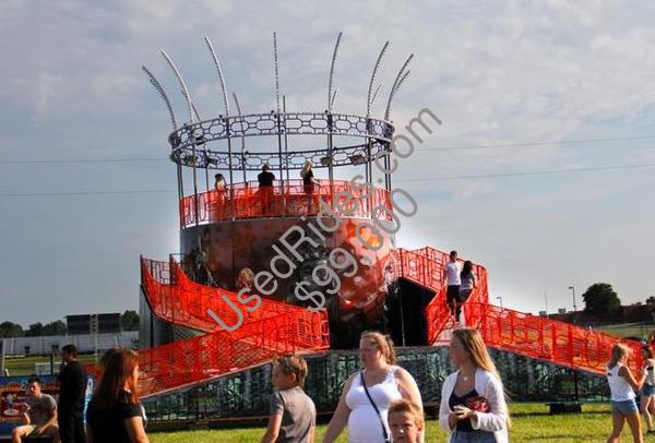 Rotor ride