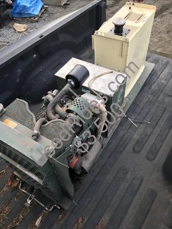 UsedRides com    10KW Kubota Diesel Generator