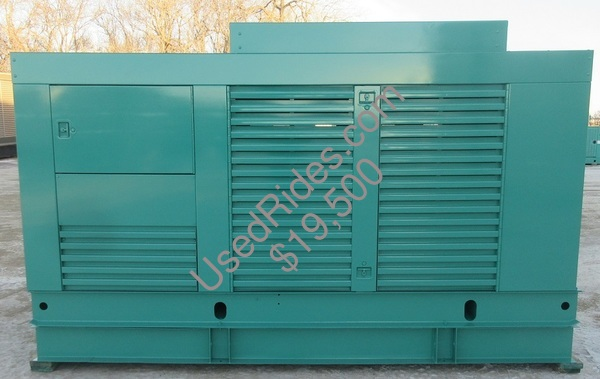 230 kw cummins onan enclosed with tank sn j920487091 view %281%29
