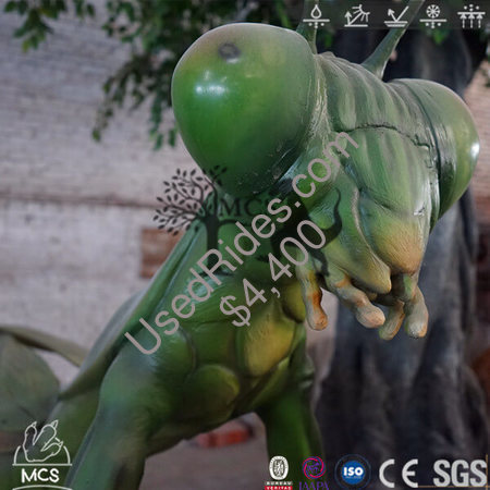 Animatronic insects giant mantis model bfm003 %283%29