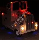 Firetruck at night %285%29