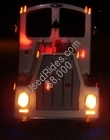 Firetruck at night %287%29