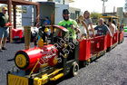 Trackless train cp 1 1