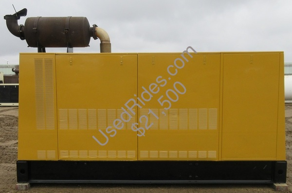 275 kw cat diesel enclosed sn 4rg00849 view %281%29