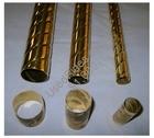 3 brass poles