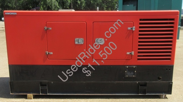 56 kw himoinsa iveco sound attenuated with tank sn 0210004137 view %281%29