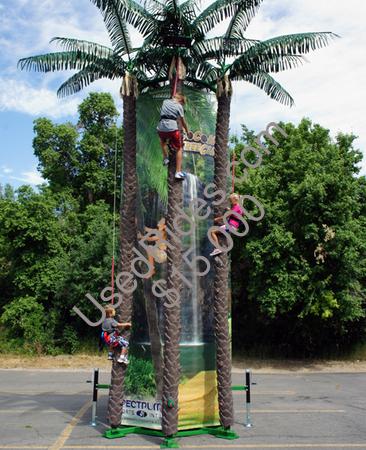 Mobile coconut tree climb 1