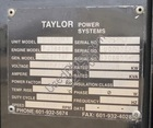 150 kw taylor perkins enclosed with tank sn 21594 view %2813%29