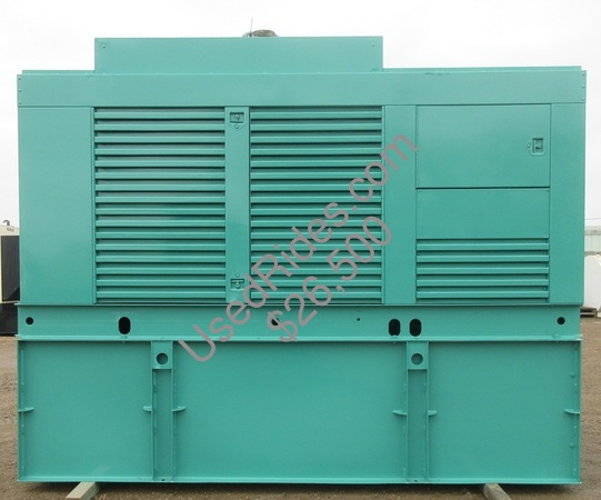350 kw cummins onan enclosed with tank sn a990844671 view %281%29