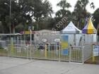 2020 fencing display