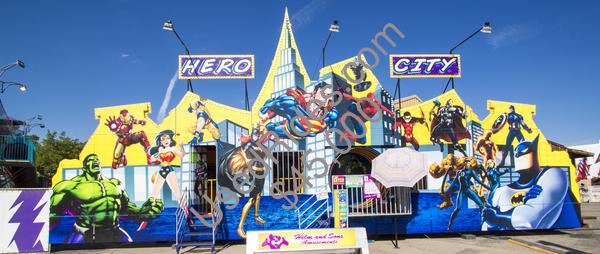 Hero city day 1