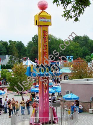 Family ride drop zone pic