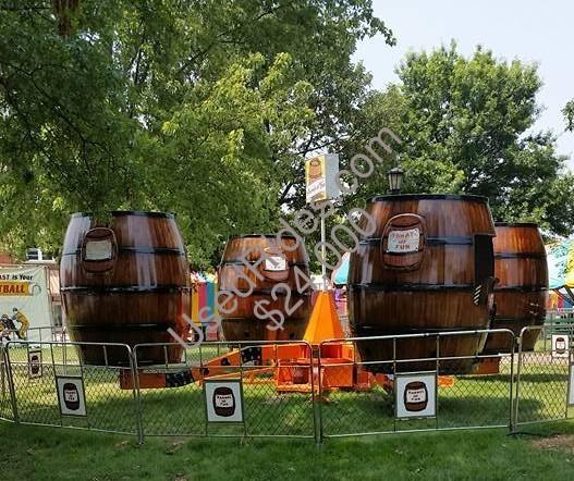 Barrel of fun 1