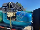 Diver tub blue