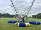 Bungee trampoline rental starwlak