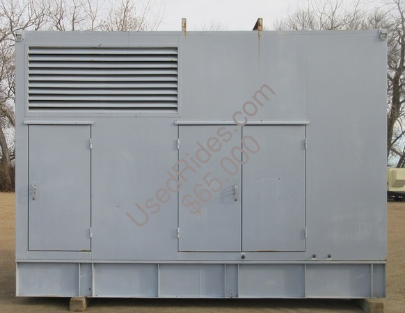 750 kw spectrum ddc mtu enclosed with tank sn 0674141 view %281%29