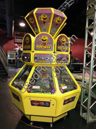 Ice pac man 8 player redemption pusher %281%29