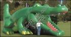 Green gator hide and slide