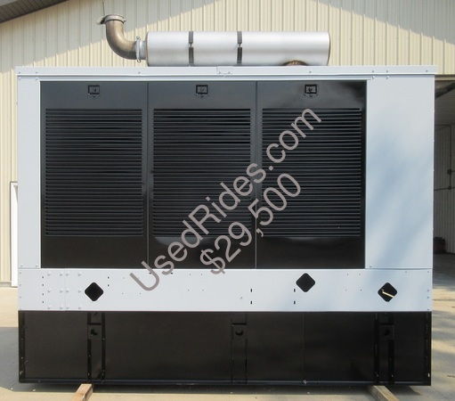 265 kw spectrum detroit enclosed with tank sn 0790962 view %281%29