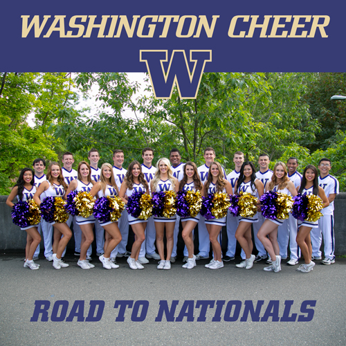 The Ultimate Goal: Send UW Cheer to Nationals
