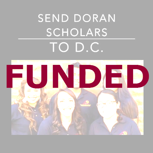 Send D.C. Scholars to D.C.