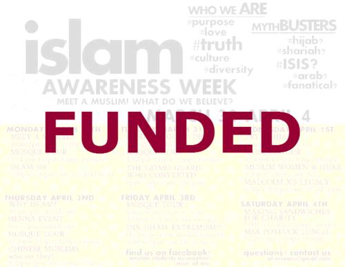 Islam Awareness Week at ASU