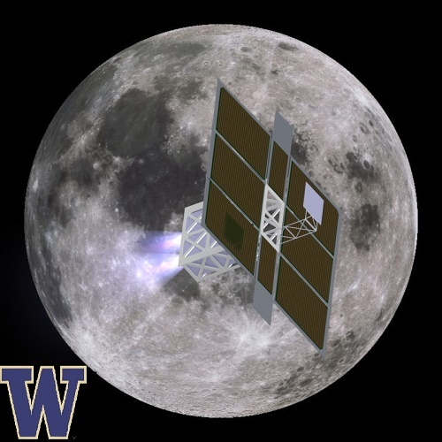 UW Race to the Moon