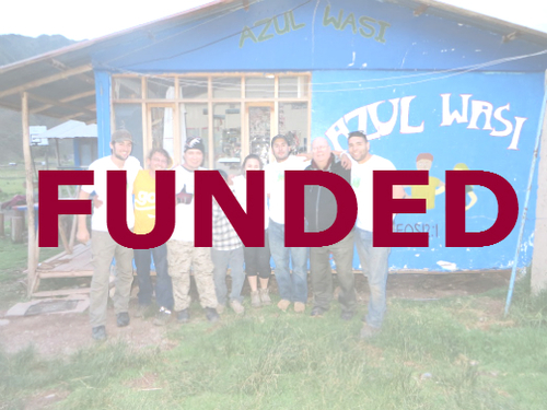 The Blue House Orphanage: Aquaponics Project in Peru