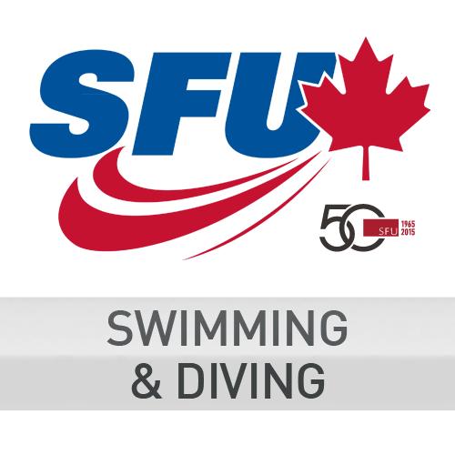 You can send the SFU Swim Team to Texas!