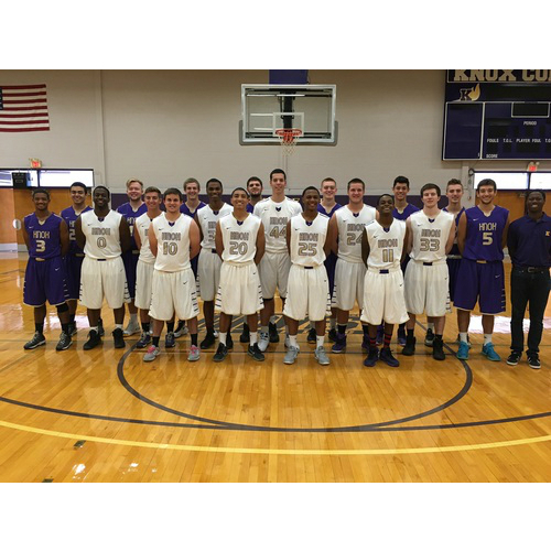 Knox Men's Basketball:  An Experience of a Lifetime