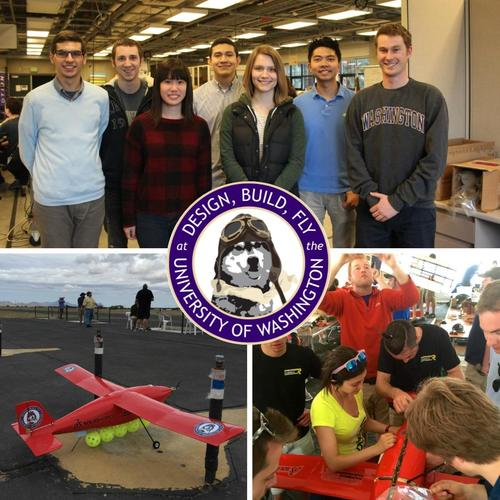 UW: Design, Build, Fly 2016