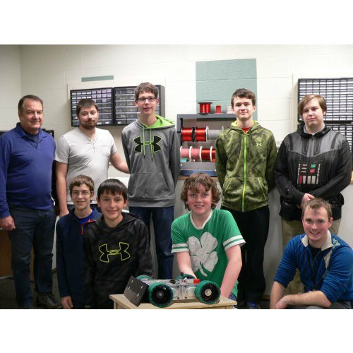 Indiana Tech: Explorer Post 2829 Robotics Club