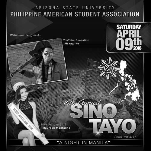 ASU PASA's 10th Annual Cultural Event: A Night in Manila