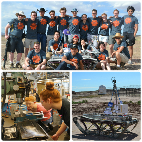 Husky Robotics Team: Mars or Bust