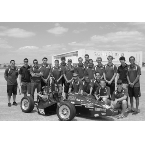 Society of Automotive Engineers: Send our Racecar to Competition!