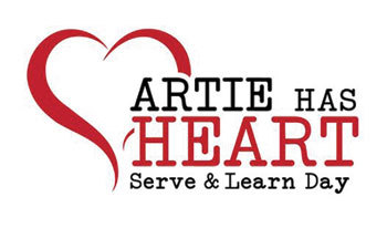 Artie Has Heart: SCC's Serve & Learn Day