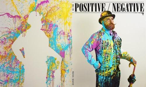 Positive/Negative Magazine