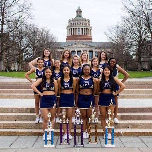 Help UR Cheerleading get to Nationals!