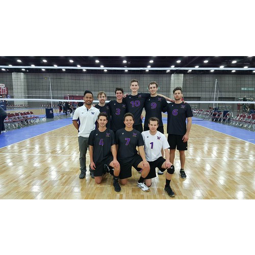 UW Men's Club Volleyball