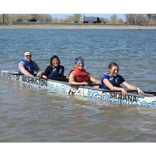 UW Concrete Canoe : Make Nationals a Concrete Reality