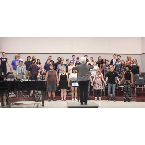 College Choir: USA Tour!