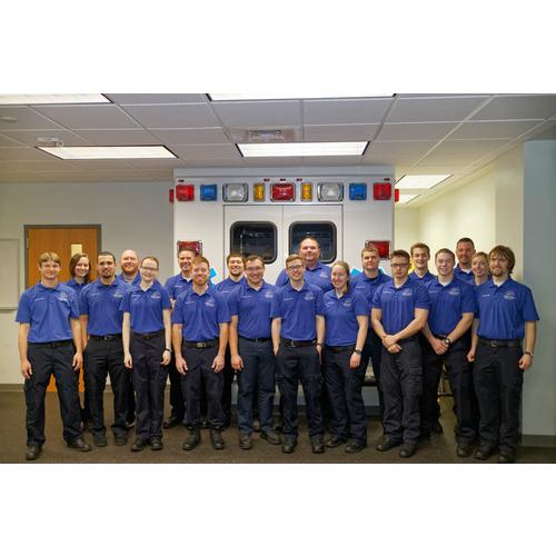 JCCC Paramedic (MICT) Class of 2016