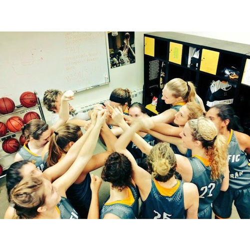 PLU Women's Basketball: Sweat Equity and Tools for Success