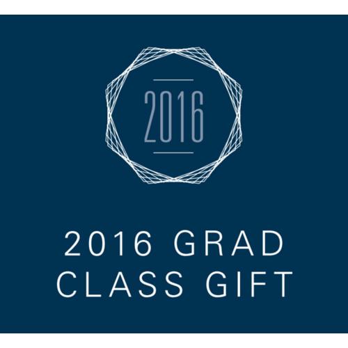 2016 Grad Class Gift