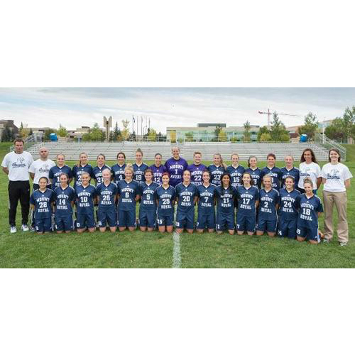 Mount Royal University Women's Soccer: Give the Cougars Some Heart!